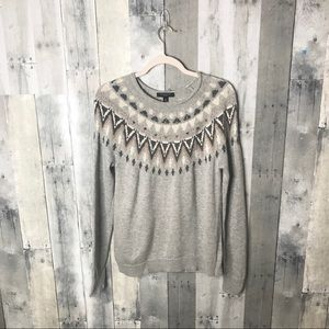 Ann Taylor Bling Sweater Size Large Petite